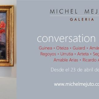 <em>Invitacion [Exposición Conversation Piece]</em><br>This exhibition will be in our Gallry until the 24th of may